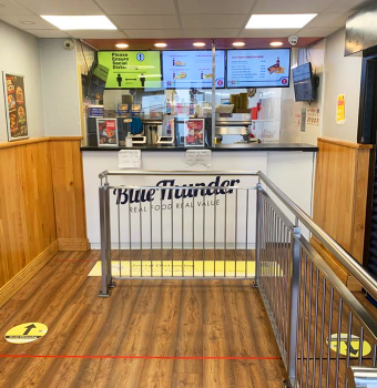 Blue Thunder Fast Food
