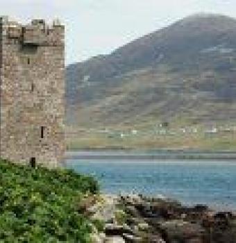 Kildavnet castle