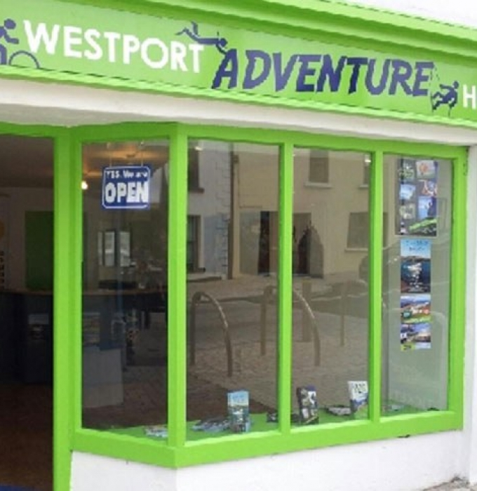Clare Island Bus Service between Westport and Roonagh