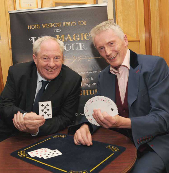 The Magic Parlour at Hotel Westport mystery solved