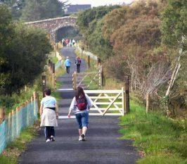 The Great Western Greenway  - Destination Westport